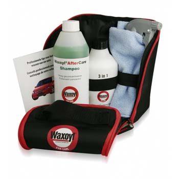 Waxoyl 3 in 1 + Waxoyl Shampoo het ideale voordeelpakket voor je auto