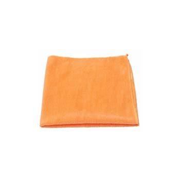 Microvezel Poetsdoek Oranje