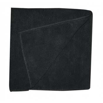 Microvezeldoek Black 40x85