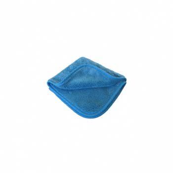 Microvezeldoek blauw extra glans