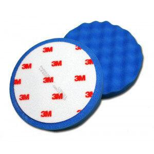3M Wafelpad 150mm Blauw